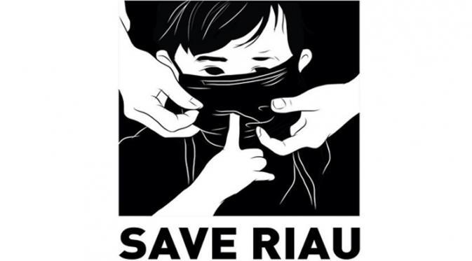 Tegakkan Hukum, Riau Bebas Asap