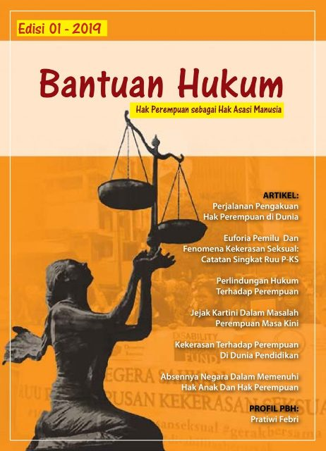 Buletin Bantuan Hukum edisi 1 – 2019