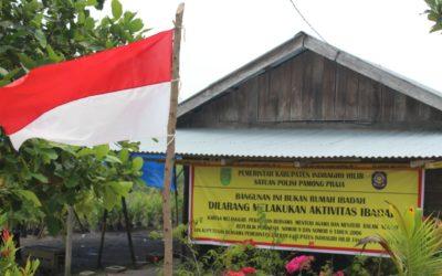 Mengecam Pembubaran Peribadatan Gereja di Desa Petalongan Kecamatan Keritang Kabupaten Indragiri Hilir